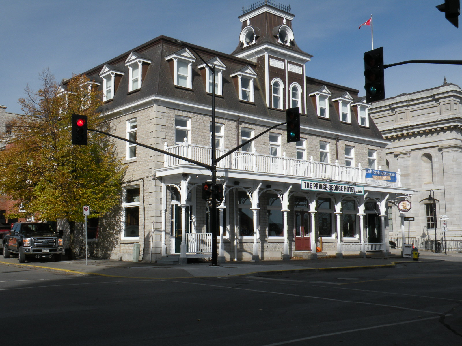 Kingston's Prince George Hotel