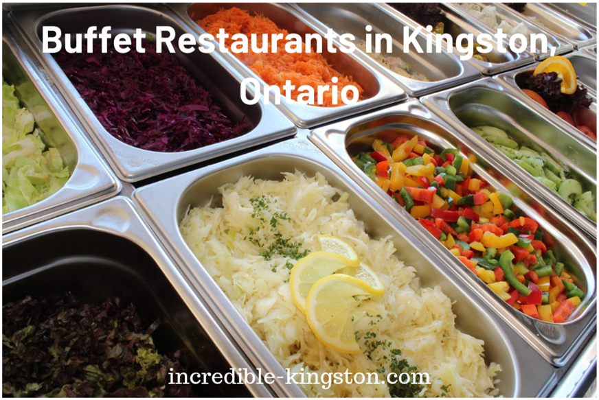 buffet restaurants in kingston, ontario