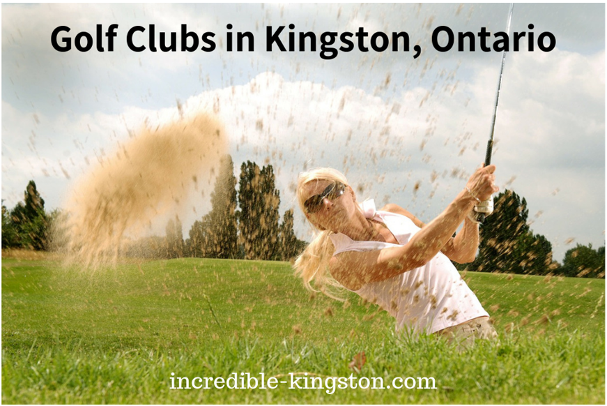 golf clubs in kingston, ontario