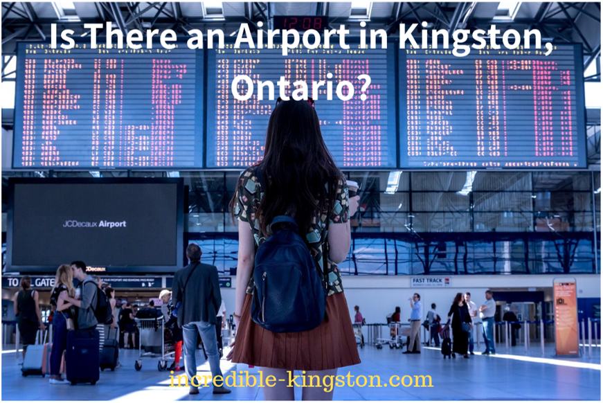 is there an airport in kingston, ontario