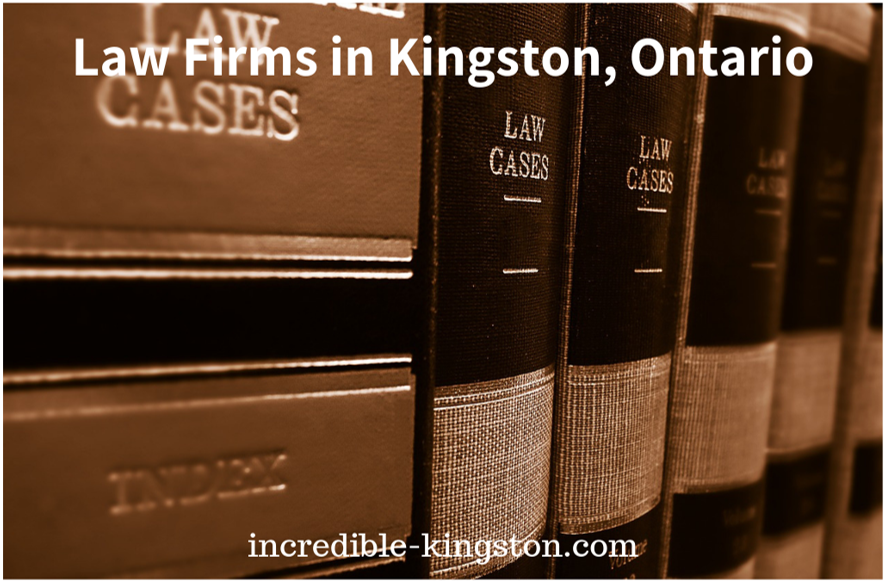 law firms in kingston, ontario