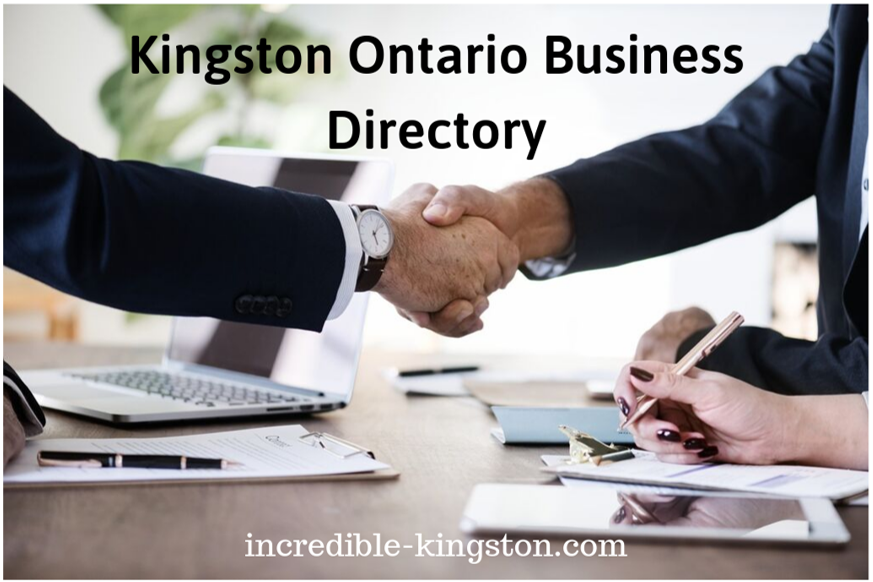 kingston ontario business directory