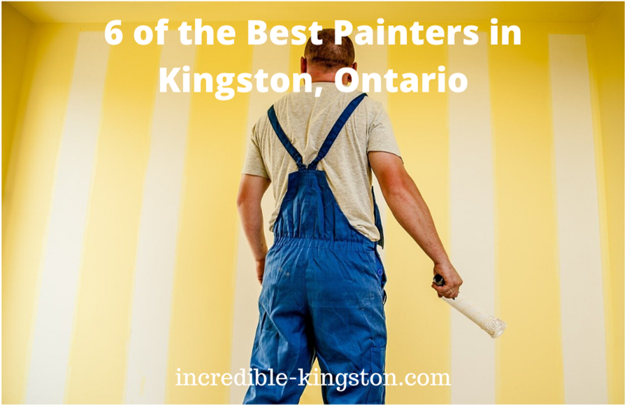 best painters in kingston, ontario
